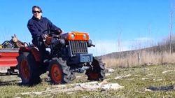 Crónicas desde el tractor III: sacando a pasear a 'la