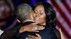 Llorarás con lo que ha dicho Obama sobre su mujer en su