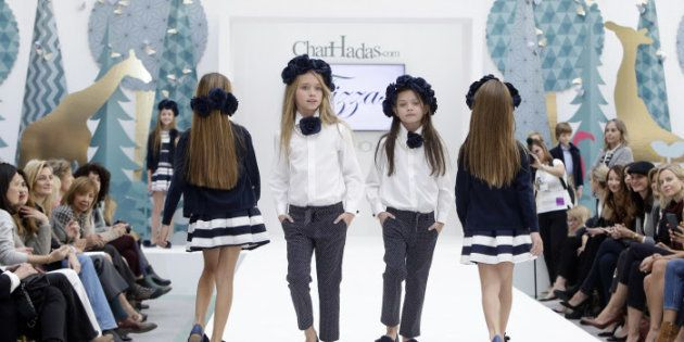 'The Petite Fashion Week', la pasarela de moda infantil