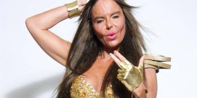 Leticia Sabater se deja el pellejo (literalmente) en su nueva canción del verano 'Toma