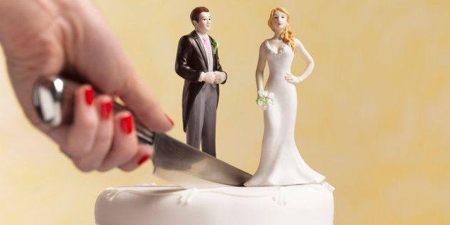10 señales de que un matrimonio no va a durar, según organizadores de