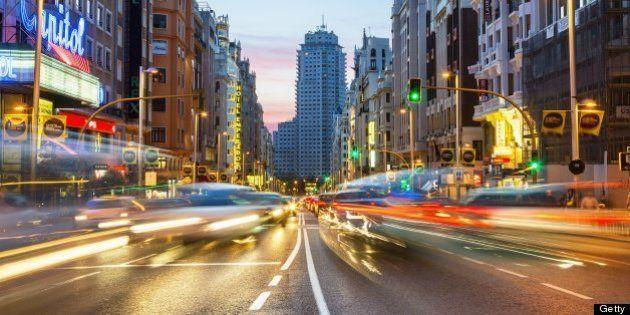 Madrid empezará este año las obras para que la Gran Vía sea más