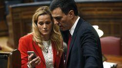 La tremenda bronca de Zaida Cantera con otra diputada socialista en