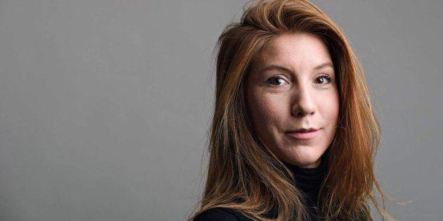 Hallada la cabeza de la periodista sueca Kim