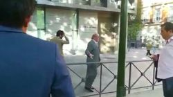 Un periodista de laSexta, insultado tras informar sobre las cargas policiales en el