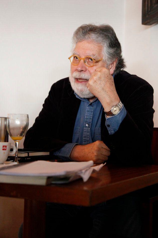 Joaquín Estefanía: