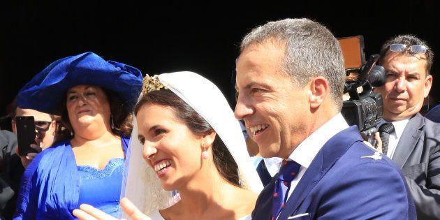 Las fotos de la boda de Cristóbal