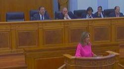 Bronca bochornosa en el Parlamento de Castilla-La Mancha por