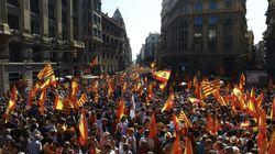 En directo: Manifestaciones por la unidad de España en