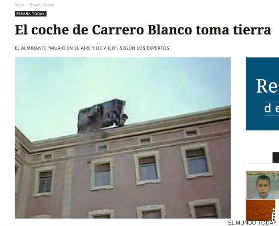 Cassandra, no estás sola: bromear sobre Carrero Blanco no es nada