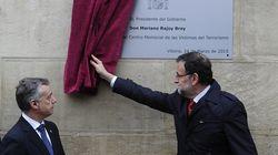 Urkullu adelantó el martes a Rajoy los planes de desarme de