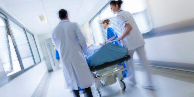 ¿Por qué la gripe significa colapso en los hospitales