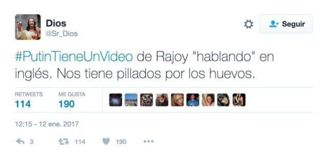 #PutinTieneUnVideo, la etiqueta con la que Twitter se mofa de la crisis