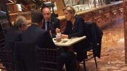La intrigante visita de Marine Le Pen a la Torre