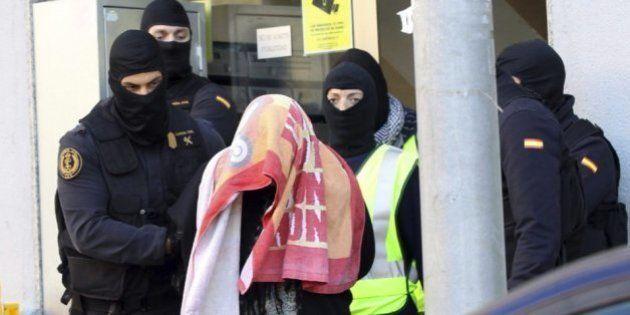 Dos detenidos en Ceuta con una determinación muy alta para las actividades