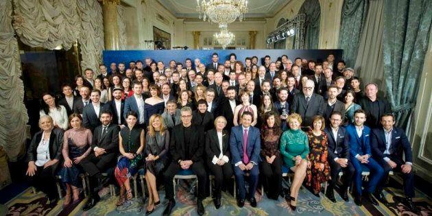 La fiesta de los ausentes: sólo 15 de los actores y directores nominados acuden al cóctel de los
