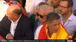 La tremenda metedura de pata de TVE con Mario Vargas