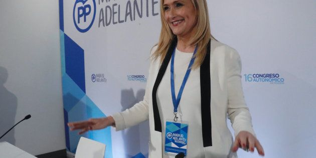 Cifuentes, a Puigdemont:
