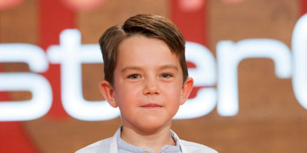 El 'fish and chips' de Jefferson de 'MasterChef Junior' lo convierte en una estrella en Reino