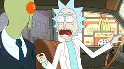 Un capítulo de 'Rick y Morty' provoca un cataclismo en