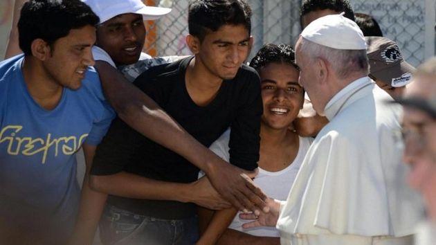 Mensaje del Santo Padre Francisco para la Jornada Mundial del Migrante y del Refugiado