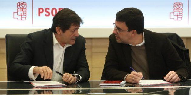 La gestora del PSOE pide