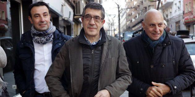 Patxi López no descarta presentarse al congreso del