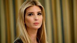 Ivanka Trump tendrá una oficina en la Casa