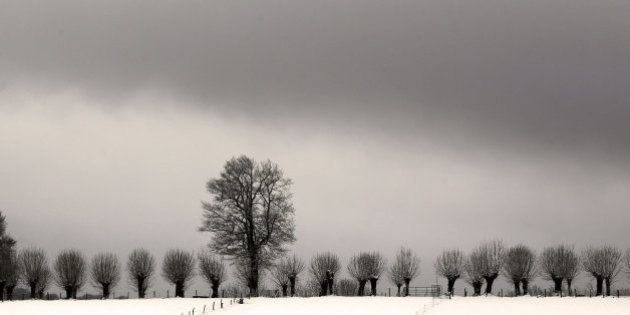 Winter is coming: el martes llega una ola de frío a