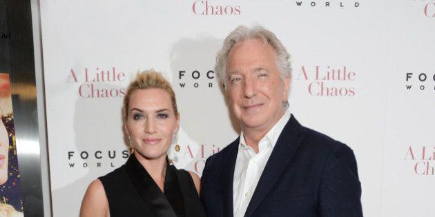 Kate Winslet cuenta una bonita anécdota sobre la generosidad de Alan