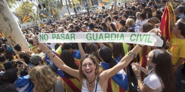 El Tribunal Superior de Justicia de Cataluña quita la exclusividad de la vigilancia de su sede a los
