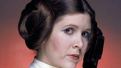 Disney habla de la posible digitalización de Carrie Fisher en 'Star