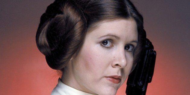 Disney niega que quiera digitalizar la imagen de Carrie Fisher para 'Star