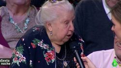 Paquita, la pensionista cuyo discurso social revolucionó 'LaSexta