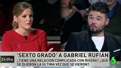 Rufián habla de su relación con Rivera: