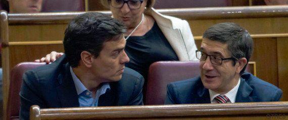 Sánchez dice que López no es su candidato y su círculo no cree que llegue hasta el