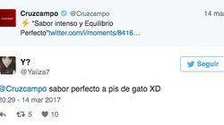 Sorpresa en Twitter por la respuesta de Cruzcampo a este
