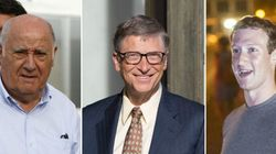Los ocho más ricos del mundo tienen tanto como el 50% más