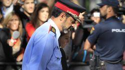 La Guardia Civil acusa a Trapero de inacción en conexión con Puigdemont y