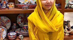 Hace 5 años, a Malala le dispararon. Hoy 'presume' de foto estudiando en