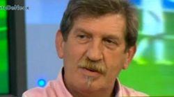 El periodista Iñaki Cano sufre un