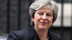 "May advierte a Europa: ""La pelota está en su"
