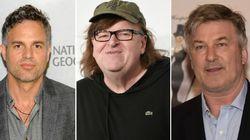 Michael Moore, Mark Ruffalo y Alec Baldwin marcharán en Nueva York contra Trump el