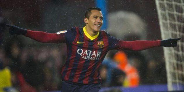 El exjugador del FC Barcelona Alexis Sánchez admite que defraudó casi un millón a