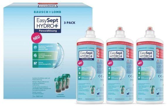 Sanidad anuncia la retirada del mercado del líquido de limpieza para lentillas 'EasySept Hydro