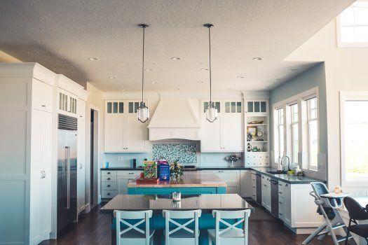 Diseña y organiza tu cocina para una vida