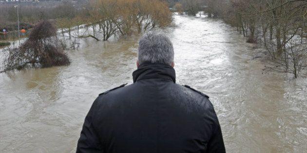 Un hombre confiesa haber matado a su mujer en Navarra y haberla arrojado al río