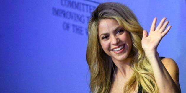 El Foro de Davos otorga a Shakira un premio por su apoyo a la