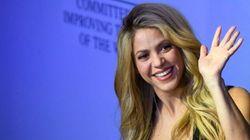 Shakira, premiada en el Foro de