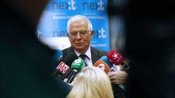 Borrell recuerda a Puigdemont los 20 años de cárcel que conlleva el delito de